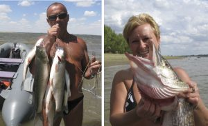 Рыбалка и охота в Астраханской области